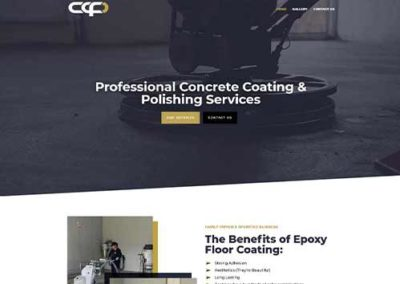 Concrete Coatings & Polishings