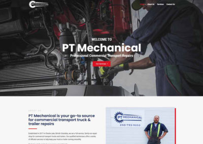 PT Mechanical