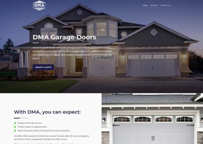 DMA Garage Doors